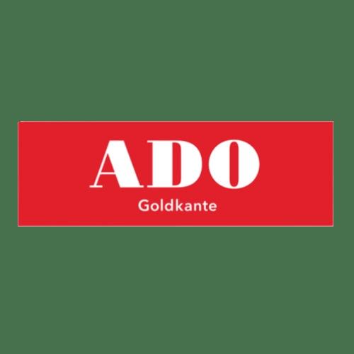 Unsere Produkte von ADO Goldkante