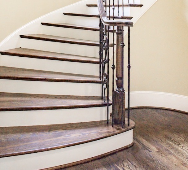 Zentex saniert Treppen