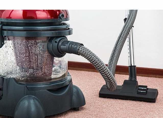 Ausleihen von Reinigungsgeräten